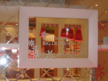 American Girl Bistro signage