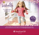 American Girl Isabelle ad